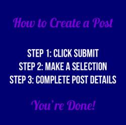 How to Create a Post on Magickally