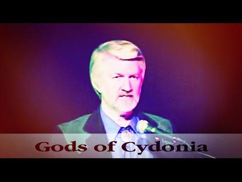Gods Of Cydonia By Richard C. Hoagland