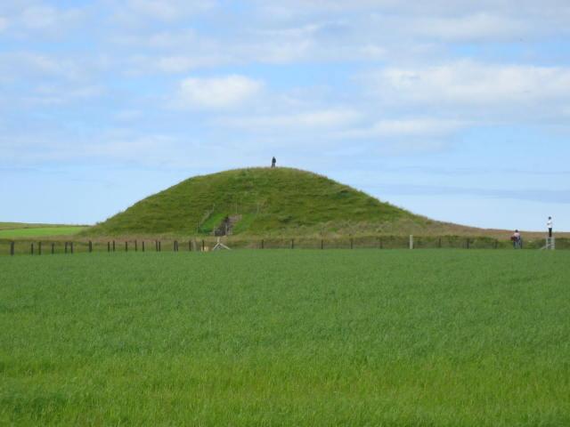 Maeshowe – Megalithic Mound in Scotland