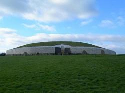 Brú na Bóinne – Megalithic Structure in Ireland