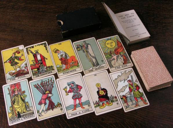 Tarot Mythology: Shocking Origins of the Mystical Cards
