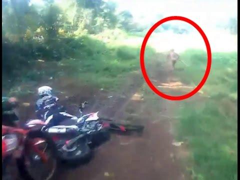Orang Pendek Sighting Captured on Video
