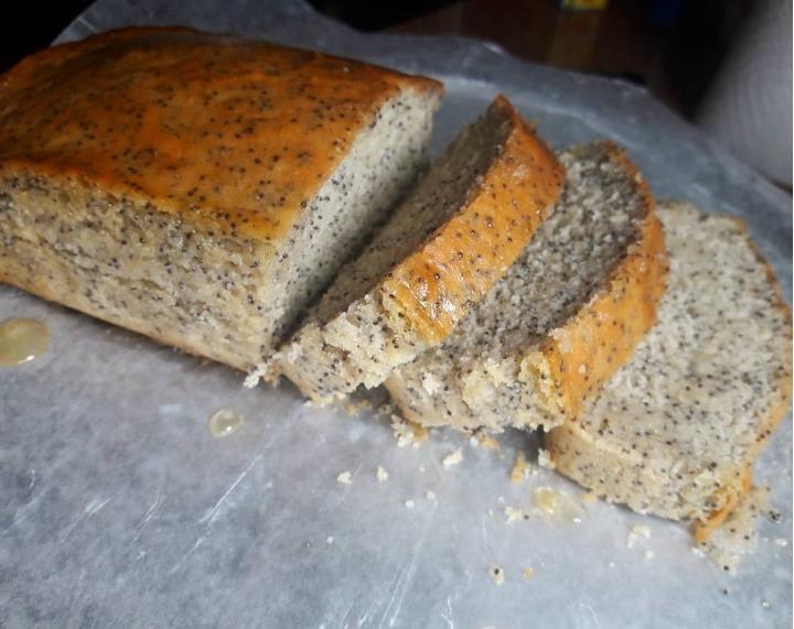 Poppy Seed Tea Bread Recipe