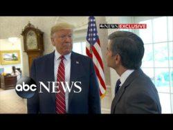 President Trump on UFOs