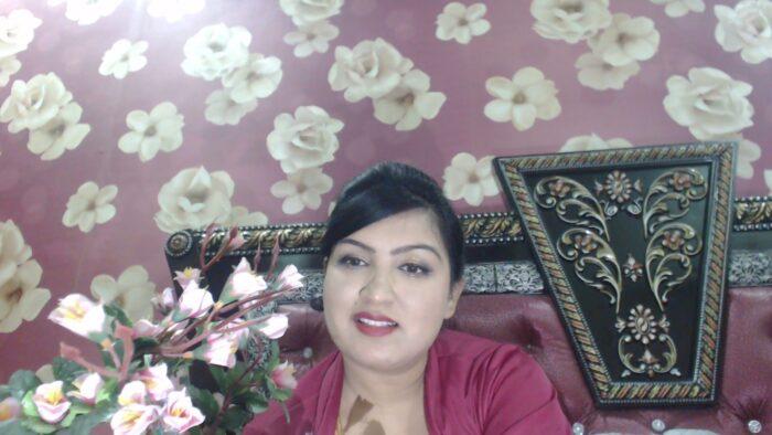 Tarot card reading via webcam with Indian Astrologer Lovfragrance